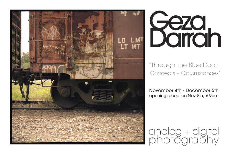 Geza Darrah on Exhibit at ArtCenter Manatee